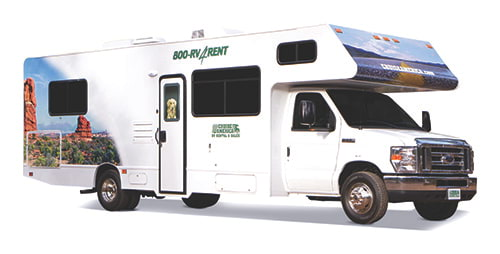 6 Berth Rv Rentals Usa Us Rv Hire